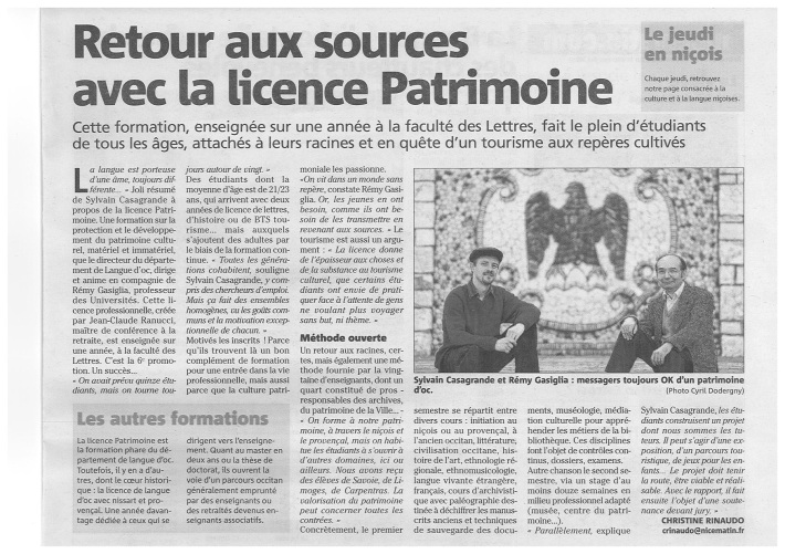 LP Patrimoine Article NM du 24-04-14